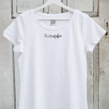 Damen Shirt Rulemaker - lässiges Shirt für Mamis