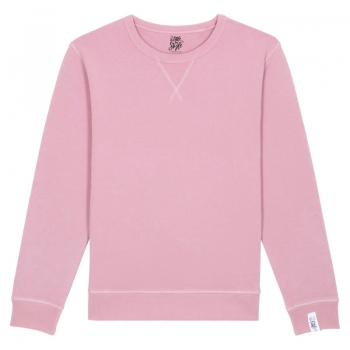 Damen Sweater Rulemaker in Rosa